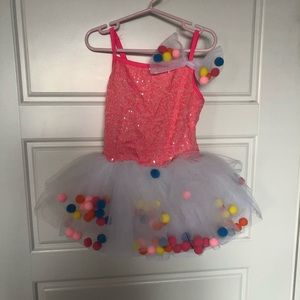 Other - Girls dance dress